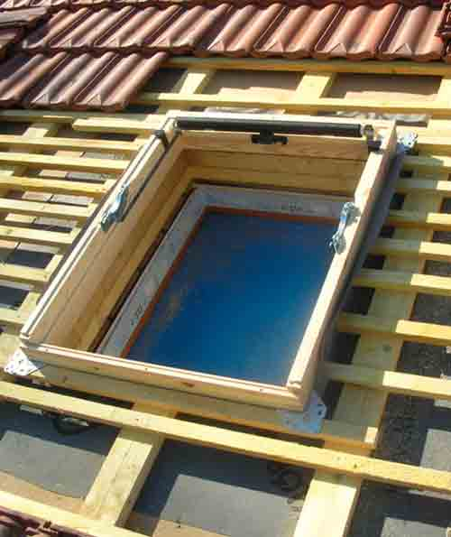 fenêtre de toit 94
